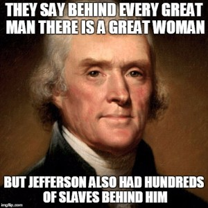 jefferson slaves
